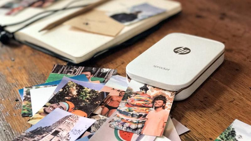 Les meilleures imprimantes photos portables