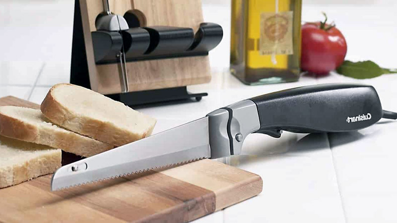 Les meilleures couteaux électriques