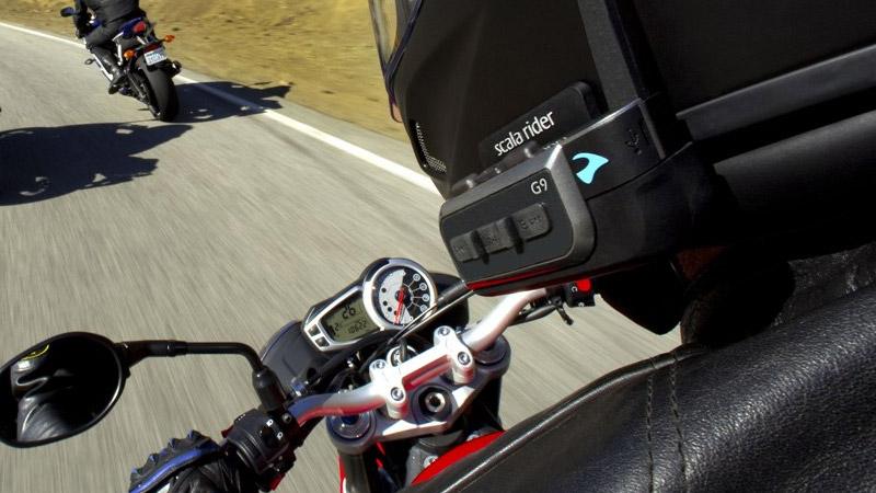 Guide achat des intercom bluetooth moto