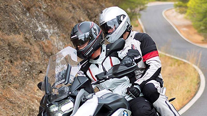 Les meilleurs intercom moto