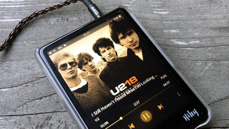 Lecteur MP3 pour écouter de la musique en  HD