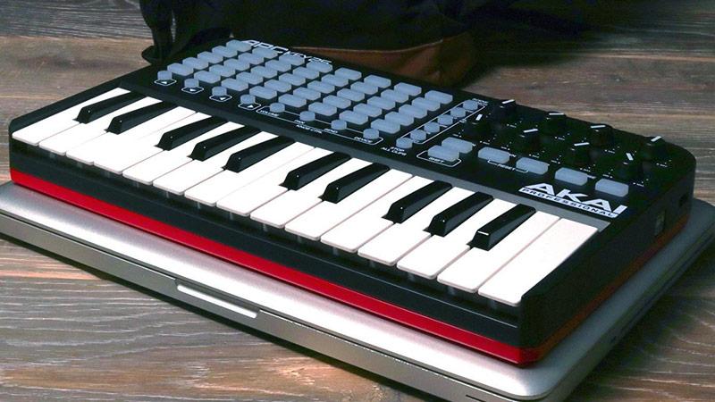 Clavier Midi et iPad plusieurs solutions