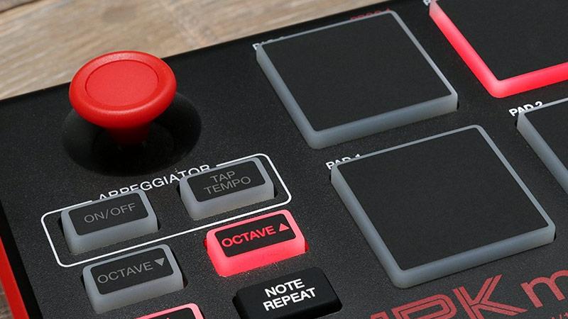 Fonctionnalités d'un clavier MIDI